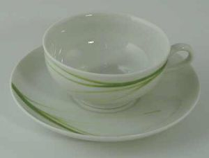 Teacup with lower 0.14 l of series 15