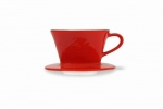COFFEE FILTER 102 MELITTA RED