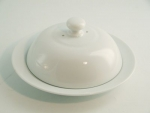 BUTTER DISH ABOUT 20 CM 2 tlg